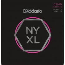 D'addario NYXL0940BT - Balanced Tension NYXL .009-.040