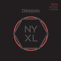 D'addario NYXL1164 - .011-.064 strenger til 7-strengs el.gitar