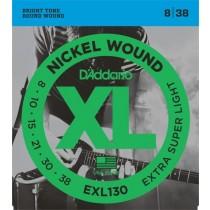 D'Addario EXL130 - El-gitarstrenger