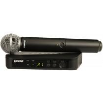 Shure BLX24-SM58 - Trådløst vokal system med SM58