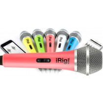 IK Multimedia iRig Voice - Pink version