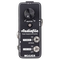 Mooer Audiofile Pedal Headphone Amplifier