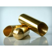 The Rock Slide BTRS-LB Polished brass balltip slide size L (inside 21.0 - length 71.0mm)