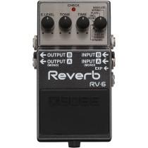 BOSS RV-6 - Reverb pedal
