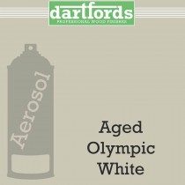 Dartfords FS5109 Nitrocellulose Paint - Aged Olympic White