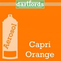 Dartfords FS5327 Nitrocellulose Paint - Capri Orange