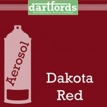 Dartfords FS5258 Nitrocellulose Paint - Dakota Red