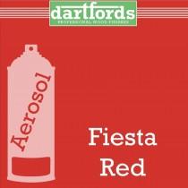 Dartfords FS5437 Nitrocellulose Paint - Fiesta Red