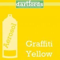 Dartfords FS5366 Nitrocellulose Paint - Graffiti Yellow