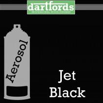 Dartfords FS5222  Nitrocellulose Paint - Jet Black