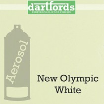 Dartfords FS5320 Nitrocellulose Paint - New Olympic White