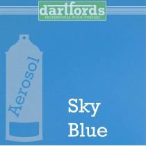 Dartfords FS5424 Nitrocellulose Paint - Sky Blue
