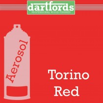 Dartfords FS7255 Nitrocellulose Paint - Torino Red