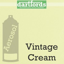 Dartfords FS5390 Nitrocellulose Paint - Vintage Cream