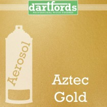Dartfords FS5981 Metallic Nitrocellulose Paint - Aztec Gold