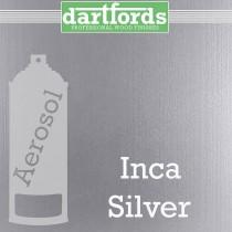 Dartfords FS5431 Metallic Nitrocellulose Paint - Inca Silver