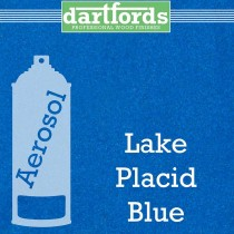 Dartfords FS5228 Metallic Nitrocellulose Paint - Lake Placid Blue