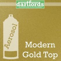 Dartfords FS5659 Metallic Nitrocellulose Paint - Modern Gold Top