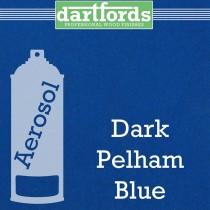 Dartfords FS5257 Metallic Nitrocellulose Paint - Pelham Dark Blue