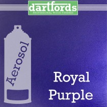 Dartfords FS7194 Metallic Nitrocellulose Paint - Royal Purple