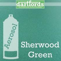 Dartfords FS6552 Metallic Nitrocellulose Paint - Sherwood Green