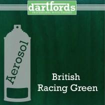 Dartfords FS5115 Nitrocellulose Lacquer British - Racing Green