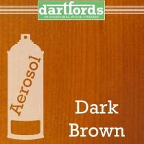 Dartfords FS5073 Nitrocellulose Lacquer - Dark Brown