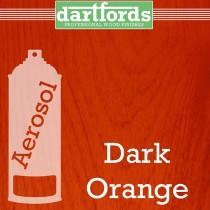 Dartfords FS5075 Nitrocellulose Lacquer - Dark Orange