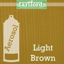 Dartfords FS5012 Nitrocellulose Lacquer - Light Brown