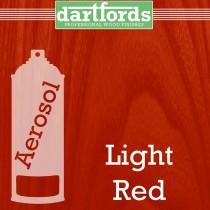 Dartfords FS5042 Nitrocellulose Lacquer - Light Red