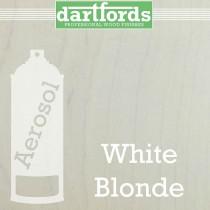 Dartfords FS5046 Pigmented Nitrocellulose Lacquer - Blonde White
