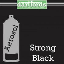 Dartfords FS5045 Pigmented Nitrocellulose Lacquer - Strong Black