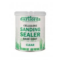 Dartfords FS5090 Pigmented Nitrocellulose Lacquer - Turquoise
