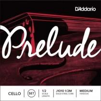D'Addario Orchestral J1010 1/2M Set 1/2 Medium Tension