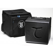 TANGLEWOOD T6 60watt RMS Acoustic Amp  with  Padded Gig Bag. Akustisk gitarforsterker.