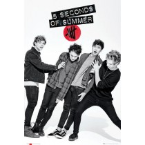 "5 Seconds of Summer ""Lean"" - Plakat 27"