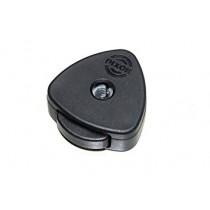 Dixon PAWN-IVEZ/2 EZ Cymbal Nut Set, 8mm, Clip-On (2-pack)