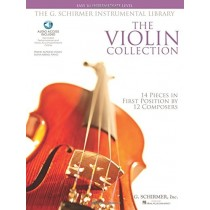 Violin Collection: Easy to Intermediate Level Book + CD