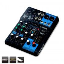 Yamaha MG06X - 6-kanals mikser med effekter