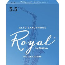 D'addario Rico Royal RJB1035 - 10pk flis til Altsax #3.5