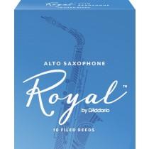 D'addario Rico Royal RJB1025 - 10pk flis til Altsax #2.5