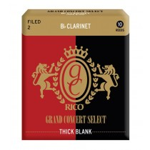 Rico Grand Concert Thick Blank - Klarinett Bb Nr. 2.5