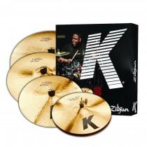 Zildjian KCD900 K Custom Promo Pack - 14-16-18-20