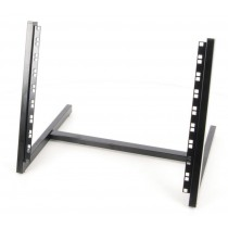 K&M 40900 | RACK DESK STAND black, 8 units