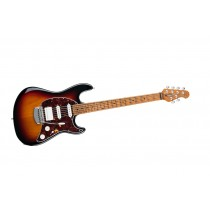 Music Man Cutlass HSS Vintage Sunburst