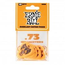 Ernie Ball EB-9190 Everlast .73-orange,12pk