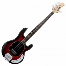 Sterling By Music Man Sub Ray-4 Ruby Redburst