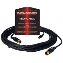 Rocktron RDMH900 5 to 7-Pin MIDI Cable - 9m