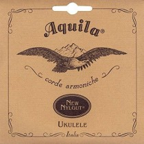 AQUILA CONCERT 9U UKULELE NEW NYLGUT Wound Single string 4th Low G  - Løsstreng til Ukulele.