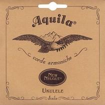 AQUILA SOPRANO 6U UKULELE NEW NYLGUT Wound Single string 4th Low G - Løsstreng til Ukulele